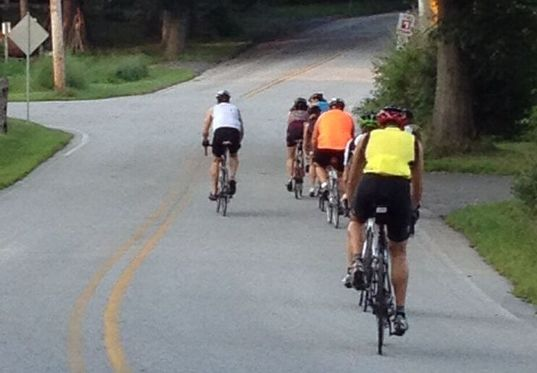 Outdoor Cycling Classes Columbia Maryland